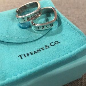 Tiffany & Co. 1837 Earrings